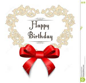 happy birthday photo frame template template frame design with bow for happy birthday