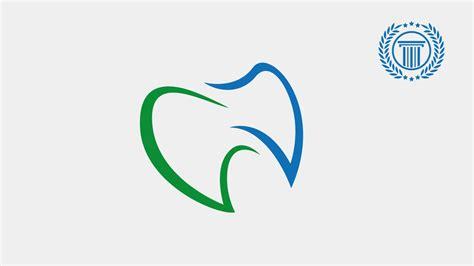 dental logo design tutorial how to make professional