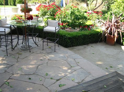 decomposed granite paths the human footprint