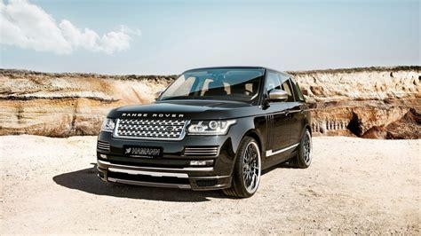 land rover hamann 2014 hamann range rover vogue wallpaper hd car