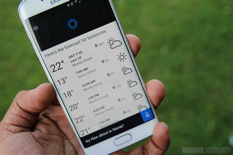 vii android how to use cortana for android android authority
