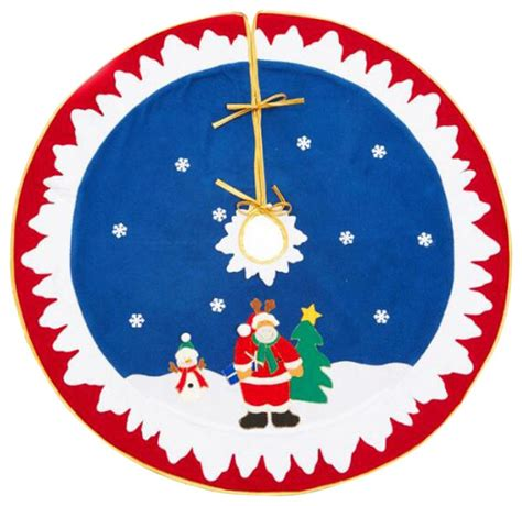 christmas decorations newly christmas tree skirt pattern