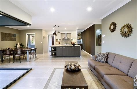 display home interiors gj gardner display home north lakes contemporary