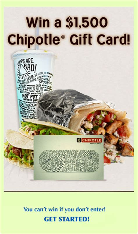 Chipotle Uk Gift Card - chipotle gift cards online