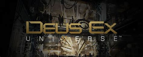 libro the art of deus ex universe de titan books