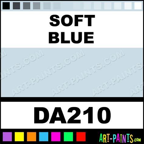 soft blue color soft blue decoart acrylic paints da210 soft blue paint