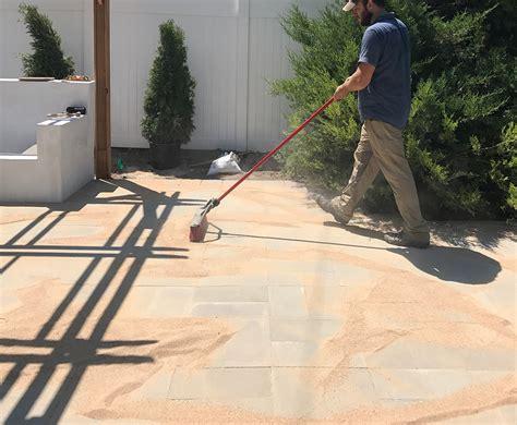 how to install a custom paver patio room for tuesday