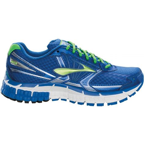 adrenaline gts 14 running shoes adrenaline gts 14 road running shoes blue boys