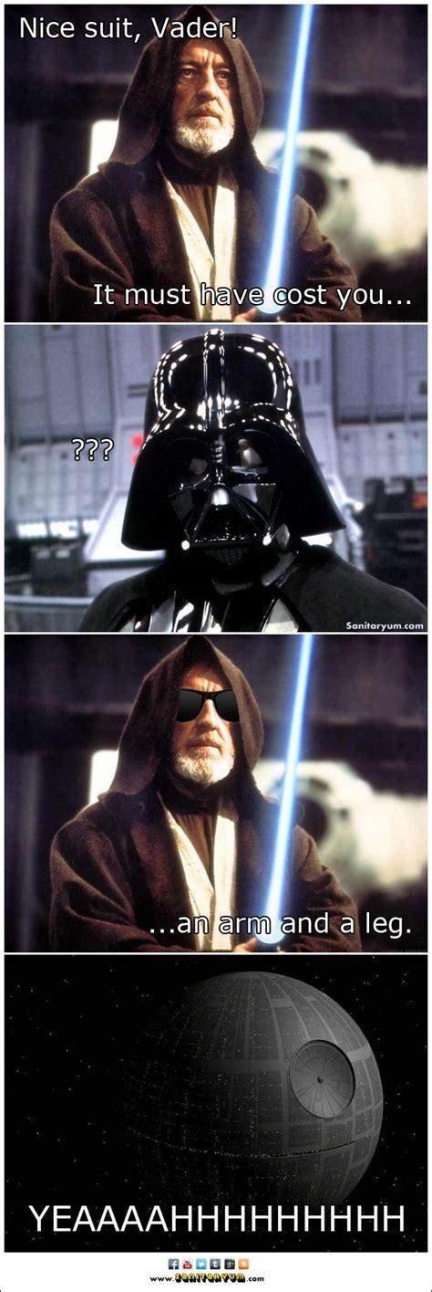 Star Wars Funny Meme - funny star wars nerdiness on pinterest funny star wars