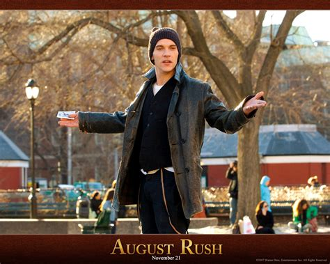 film august rush adalah watch streaming hd august rush starring freddie highmore