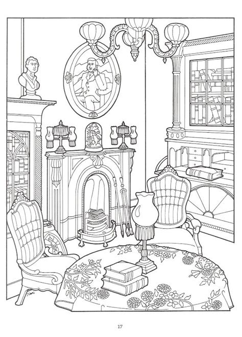 coloring pages victorian houses 1000 images about colouring on pinterest coloring free