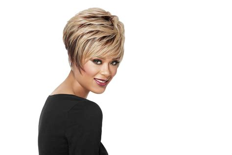 qvc host short hair women on qvc hairstyle hairstylegalleries com