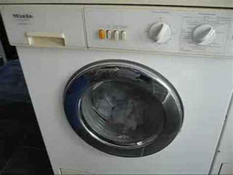 Miele Waschmaschine Novotronic W820 3219 by Miele Hydromatic Mondia W 698 Part 1
