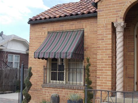 canvas window awnings canvas window awnings images