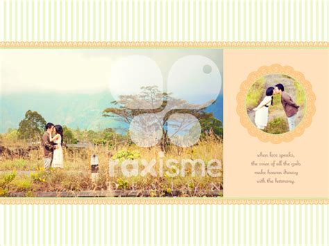 Wedding Book Design by Pre Wedding Book Layout Design By Dwi Irawati At Coroflot