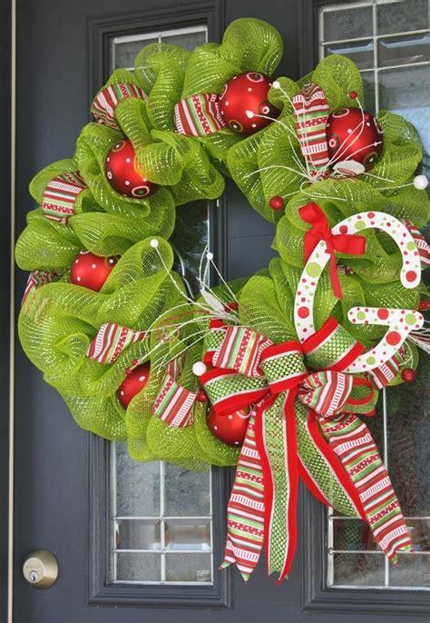 deco decorations 2013 deco mesh wreath ornaments deco wreath best door