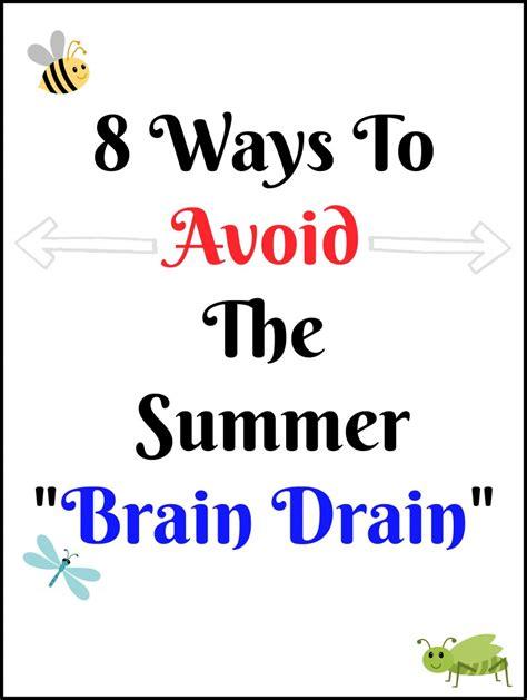 8 Ways To Avoid An Boyfriend by Peaceable Kingdom 8 Ways To Avoid The Summer Brain Drain