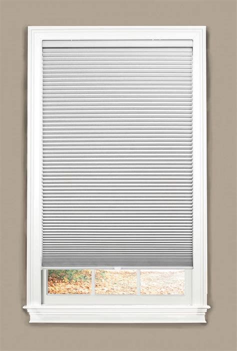 Cordless Cellular Blinds Light Filtering Or Blackout Cordless Cellular Custom Shades