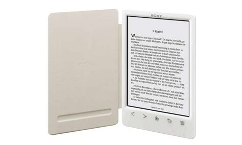 epub format sony reader e book reader sony prs t3 im test connect