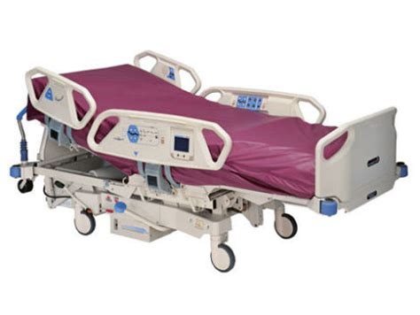 hill rom beds used hill rom total care beds electric for sale dotmed