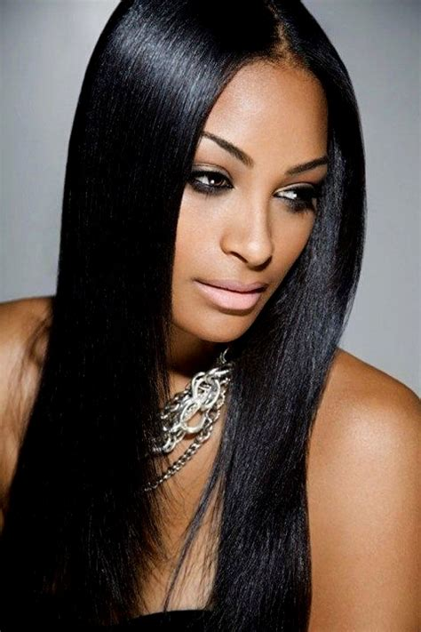 the perfect style for black girl straight hair simple five ways to maintain your blowout this fall tgin