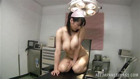Hana Haruna In Japanese Nurse Has Huge Natural Tits Hd