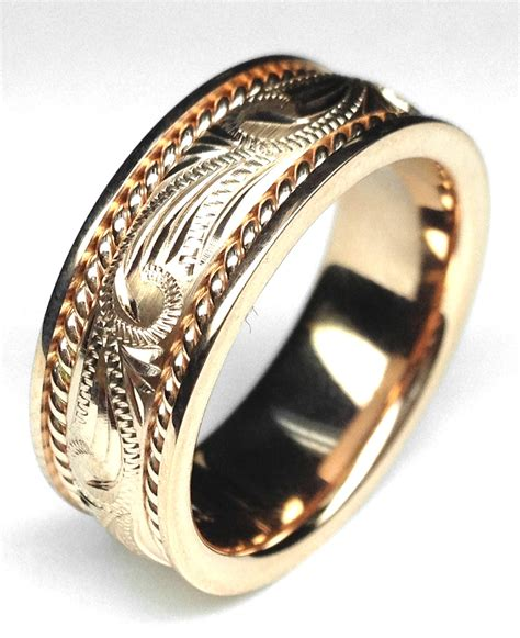 Rope Wedding Bands by Rope Wedding Bands From Mdc Diamonds