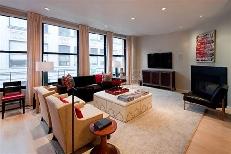 feng shui apartment living room tribeca apartment contemporary living room new york