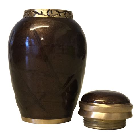 urns for ashes blessing bronze small keepsake urn cremation urns for ashes cremation urns