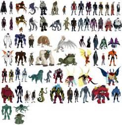ben 10 villains brendanbass deviantart