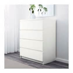 ikea malm kommode weiß malm chest of 4 drawers white 80x100 cm ikea