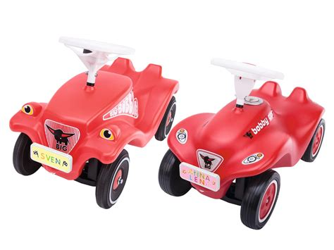 Individuelle Aufkleber Bobby Car by Big Spielwarenfabrik Big 800056486 Bobby Car De
