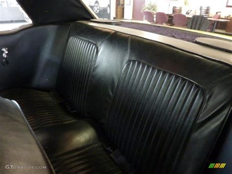 black interior 1968 ford mustang coupe photo 48894933