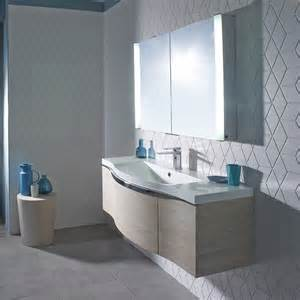 Designer Vanities For Bathrooms Roper Serif White Gloss Designer Modular Bathroom Vanity Unit 1200mm
