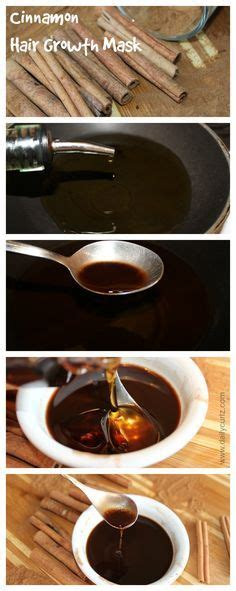 hair mask diys tricks diy hair growth mask cinnamon is a spice that we normally use in the kitchen but did you