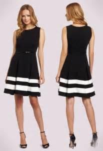 work dresses calvin klein black ivory work dress work dresses