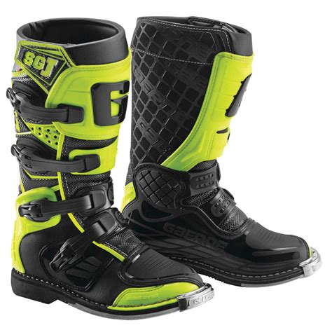 youth motorcycle boots 170 93 gaerne youth boys sg j mx off road motocross 1037168