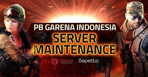 dapatkan item permanen pb garena indonesia spartan clan pb maintenance hari ini spartan clan pb indonesia