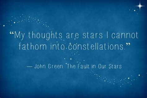 the fault in our stars by john green reviews discussion steph s stacks quote of the week the fault in our stars