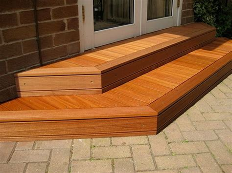 Patio Door Steps 17 Best Ideas About Balau Decking On Pinterest Hardwood Decking Outdoor Decking And Patio Bed