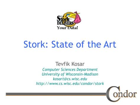 Ppt Stork State Of The Art Powerpoint Presentation Id State Of The Presentations