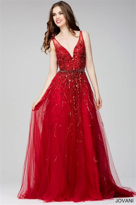 beaded prom dress jovani 29085 beaded tulle prom dress madamebridal