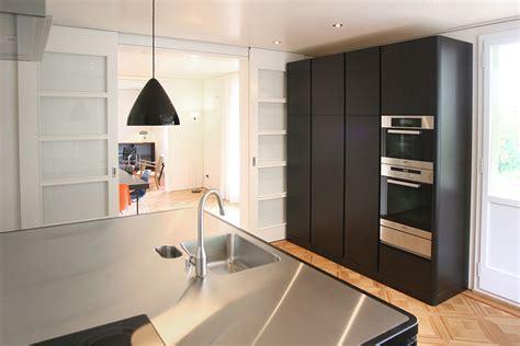 Moderne Shaker Küche by Dunkel K 252 Che