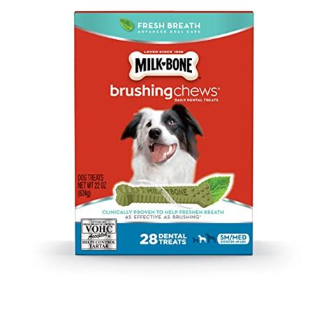 are milk bones bad for dogs milk bone brushing chews fresh breath daily dental treats