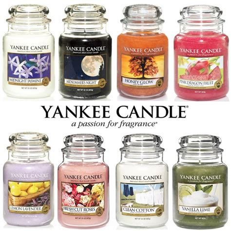 candele yankee candle yankee candle scented fragrance candles classic luxury