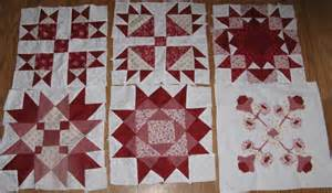 Quilt Block Of The Month by Tidal Threads Quilt And Needlework Guild