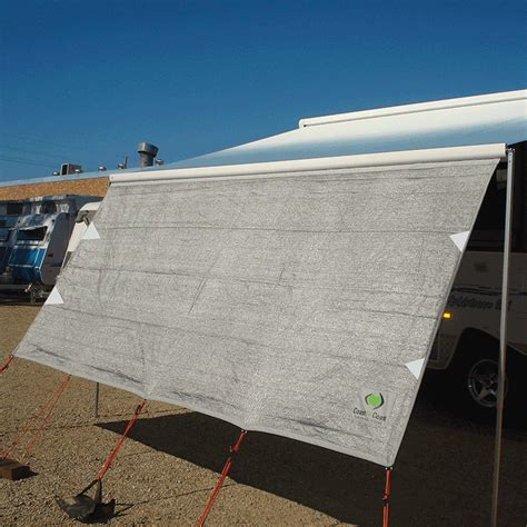 Rv Awning Sunscreen by Front Sunscreen To Suit Fiamma And Carefree 3m Box Awning