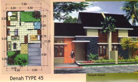 design minimalis type 45 rumah tipe 45 minimalis design rumah minimalis