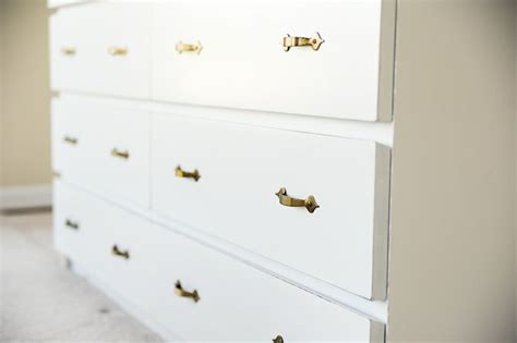 malm dresser redo chrome spray paint furnish 1000 images about furniture on pinterest how to paint