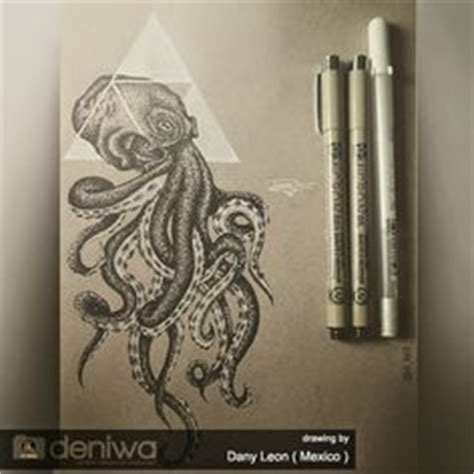 minimalist octopus tattoo 32 awesome animal drawings for inspiration awesome